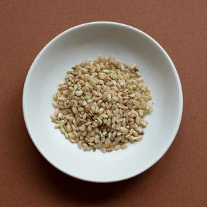 ぬかぽんの材料:玄米